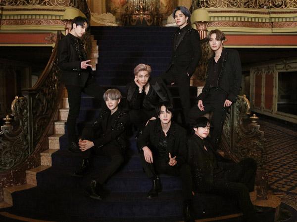 Pertama dalam Sejarah Gaon, BTS Sandang Gelar '4 Million Seller' dengan Satu Album
