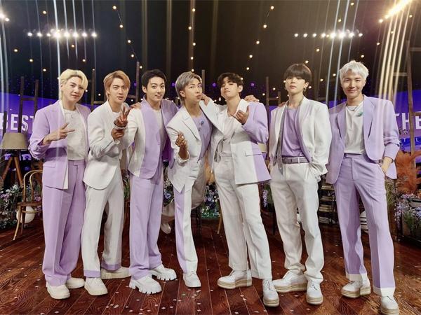 Album Jepang BTS Debut di Billboard 200, 'Butter' Bertahan di Top 10 Hot 100