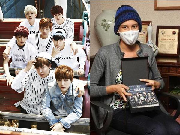 BTS Berikan Hadiah Natal Spesial Untuk Fans Penderita Kanker di Venezuela!