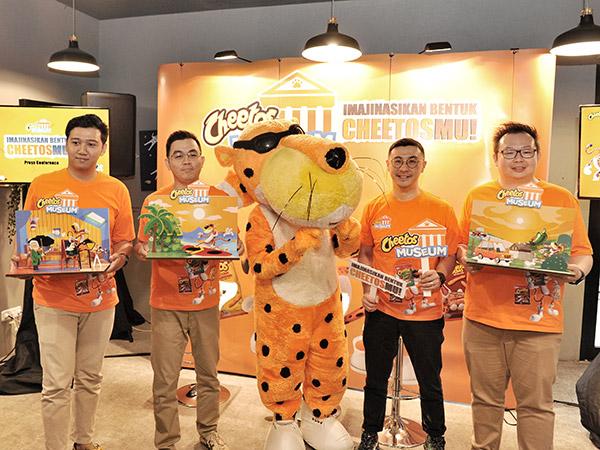 Imajinasikan Bentuk Cheetos-mu dalam Museum Cheetos Pertama di Indonesia