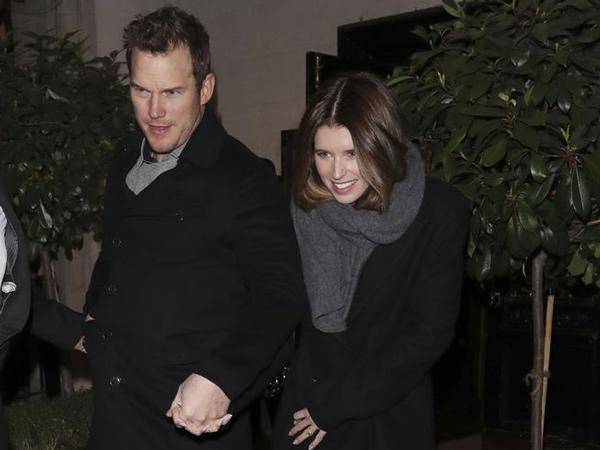 Rencana Chris Pratt Setelah Menikah dengan Katherine Schwarzenegger, Rehat dari Dunia Hiburan?