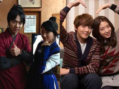 Siapakah Pasangan Drama Korea Terfavorit 2013?