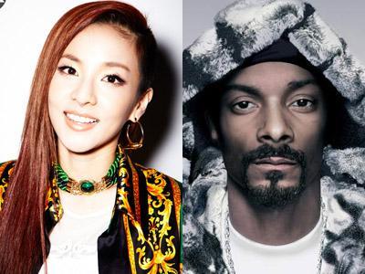 Lucunya Sandara Park 2NE1 yang Tiru Gaya Snoop Dogg