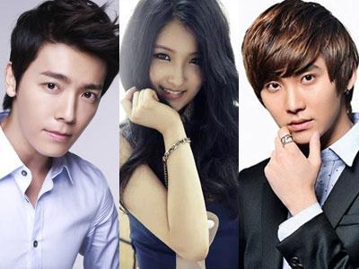 Donghae SuJu, Jihyun 4minute & Seunghyun FT Island Gabung Dalam Proyek Film Baru