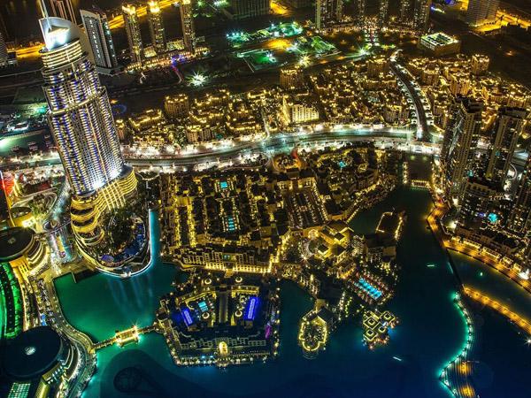 Ini Yang Ditawarkan Kota Modern Dubai Untuk Wisatawan Indonesia