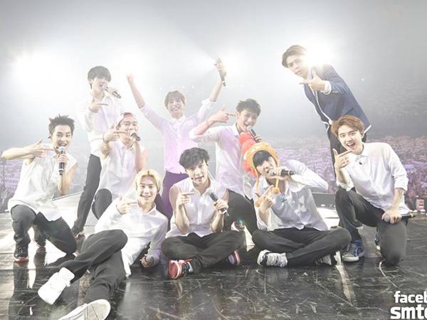 EXO Siapkan Album Spesial 'EXOLOGY' di Liburan Natal dan Musim Dingin Ini!