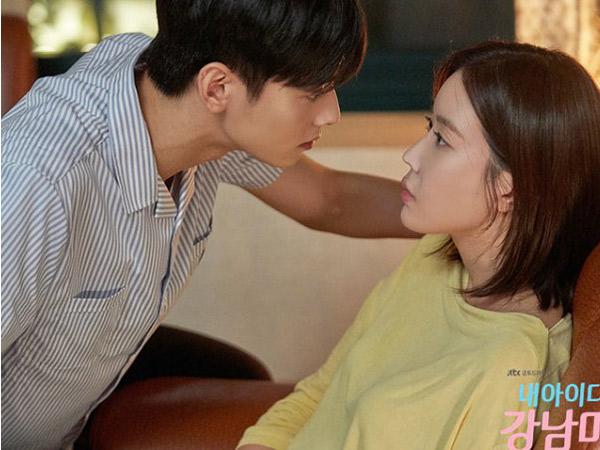 Adegan Romantis Sukses Buat Drama 'My ID is Gangnam Beauty' Berakhir dengan Rating Tinggi
