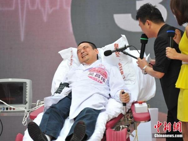 Wah, Cina Adakan Event Khusus Pria yang Ingin Rasakan Sakitnya Melahirkan!
