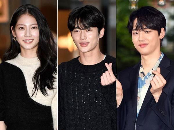 Gong Seung Yeon, Byun Woo Seok, dan Park Jung Woo Gabung Agensi Baru