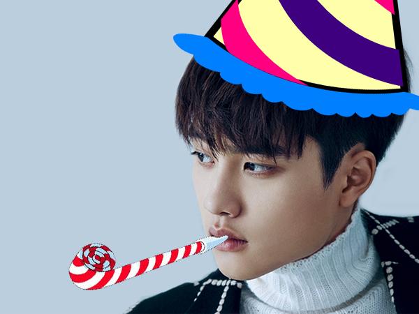 #HappyKyungsooDay! Yuk Simak Fakta Menarik dari D.O EXO!