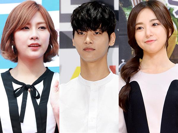 Hayoung A Pink, N VIXX dan Mina AOA Tempati Posisi Asisten MC Baru di 'Weekly Idol'
