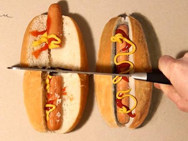 Tampak Lezat, Netizen 'Ditipu' Oleh Hotdog Ini!