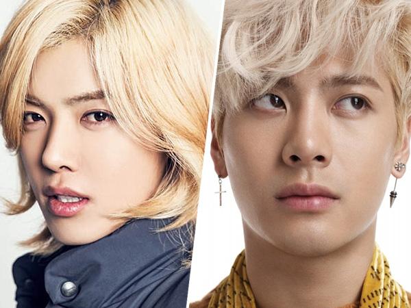Wah, Jackson dan Kangnam Berubah Penampilan Seperti Wanita?