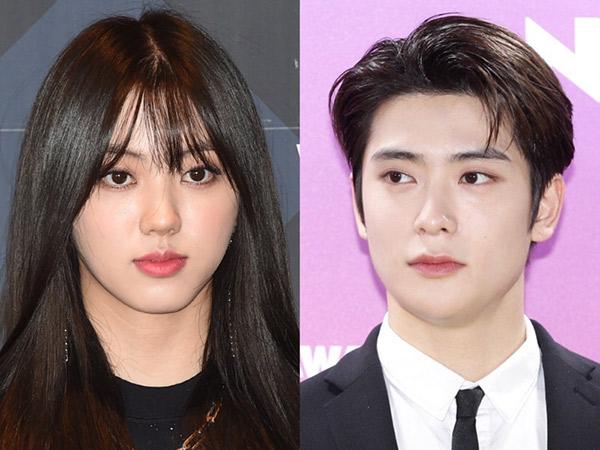 Eunbin CLC Berperan Jadi Cewek yang Naksir Jaehyun NCT di Drama Dear.M