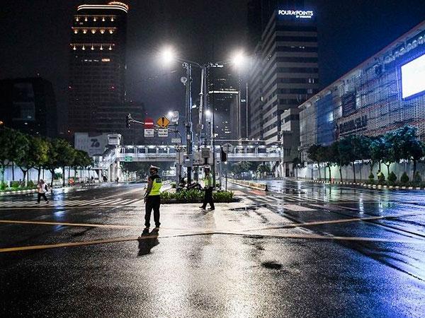 Kawal Terus PPKM, Jakarta Terapkan Aturan Crowd Free Night di 4 Wilayah