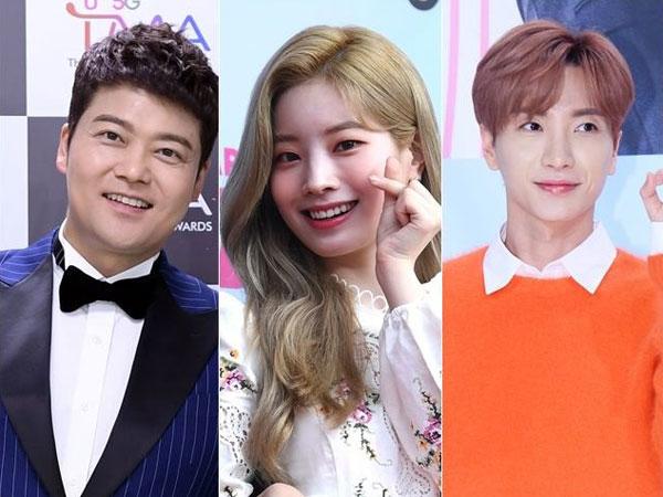 Jun Hyun Moo, Dahyun TWICE, dan Leeteuk Suju Dikonfirmasi Jadi MC ISAC 2019