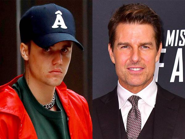 Justin Bieber Tantang Tom Cruise Berduel, Mengapa?