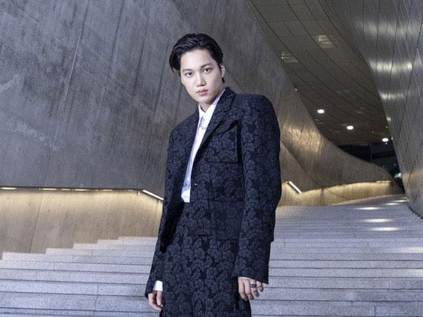 Kai EXO Ditunjuk Jadi Duta Global Seoul Fashion Week Tahun Ini