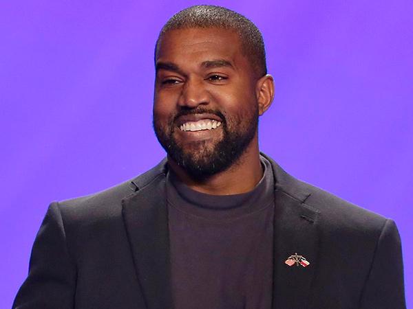 Kanye West Serahkan Dokumen untuk Calonkan Diri Jadi Presiden
