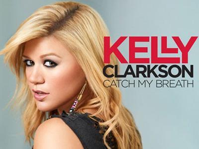 "Kelly Clarkson ""Catch My Breath"""