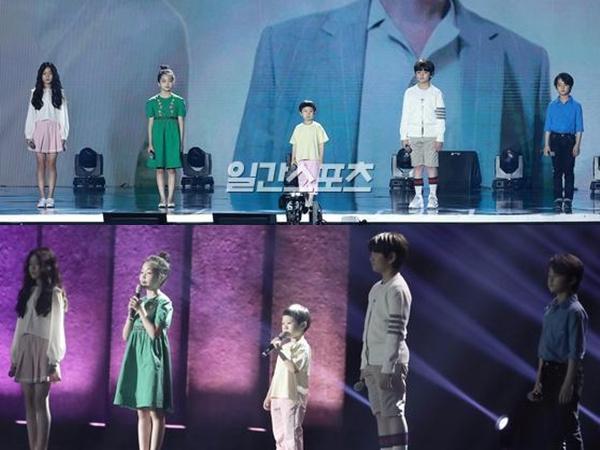 Gemas nan Harunya Penampilan Kim Kang Hoon Hingga Kim Jun di Baeksang Arts Awards