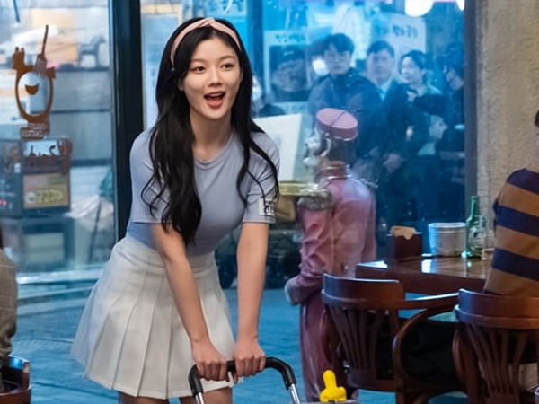 SBS Kembali Rilis Foto Teaser Kim Yoo Jung untuk Drama 'Backstreet Rookie'