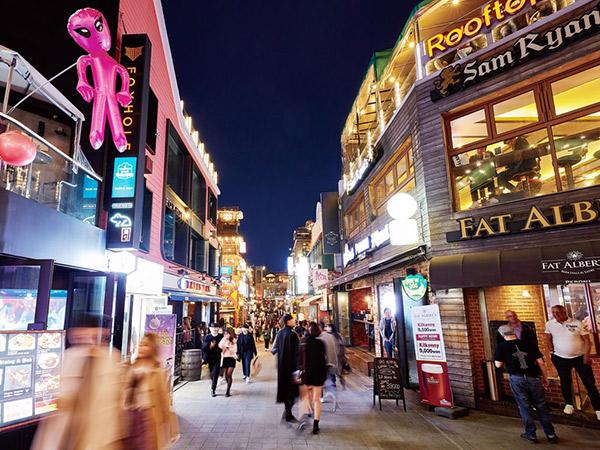 The Islamic Street, Pusat Wisata Ramah Muslim di Korea Tempat Makan Hingga Belanja