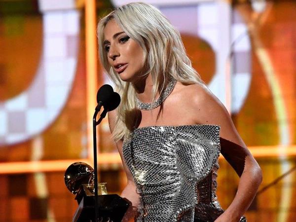 Menang 3 Piala Grammy, Lady Gaga Bicara Soal Kesehatan Mental