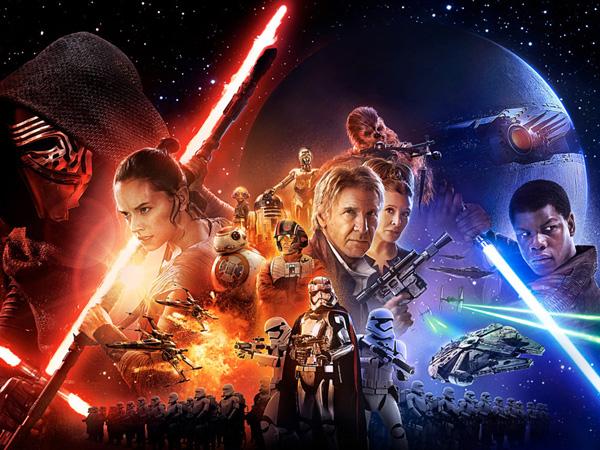 Bikin Malu, Film Bajakan 'Star Wars: The Force Awakens' Pertama Berasal dari Indonesia!
