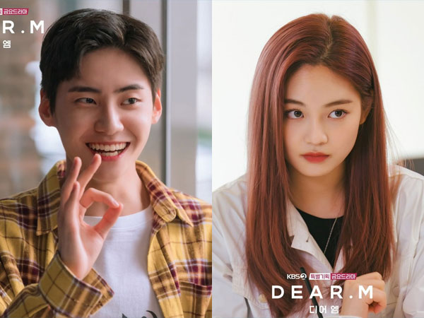 Lee Jinhyuk dan Woo Davi Jadi Pakar Kencan di Drama 'Dear.M'