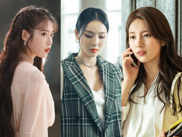Inilah Penampilan Make Up dan Gaya Rambut Musim Gugur Ala Bintang K-Drama Yang Wajib Kamu Coba!