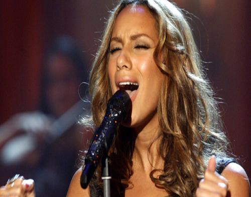 Leona Lewis Undur Jadwal Rilis Album