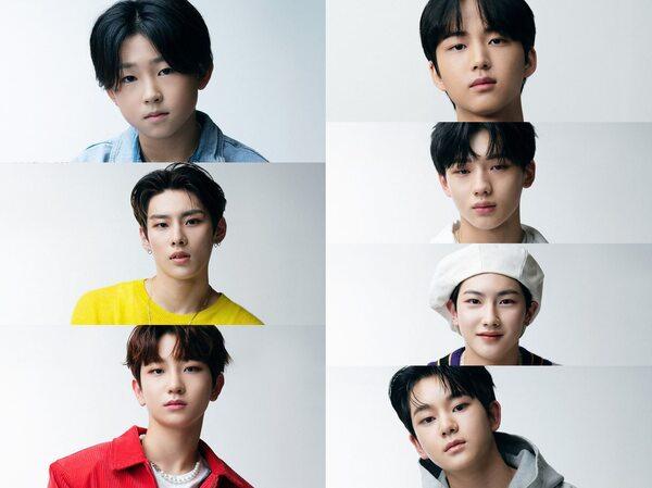 Profil 7 Member Boyband Baru P NATION Jebolan 'LOUD'