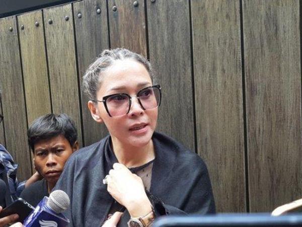 Maia Estianty Ceritakan Kronologi Meninggalnya Ashraf Sinclair