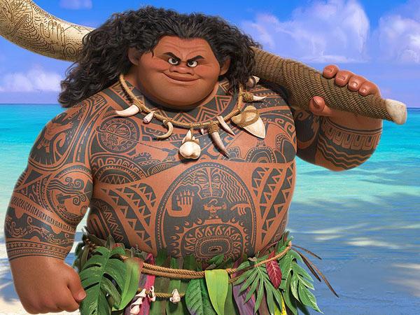Inilah Alasan Karakter Dwayne 'The Rock' Johnson di Film Disney 'Moana' Tuai Kontroversi