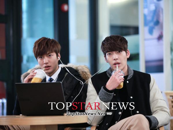 Lee Min Ho Ceritakan Persahabatannya dengan Kim Woo Bin
