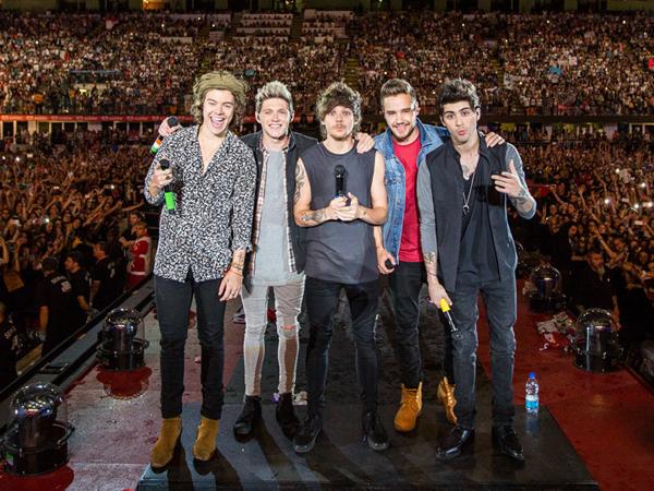 Intip Daftar Barang yang Gak Boleh Ketinggalan di Konser One Direction Besok!