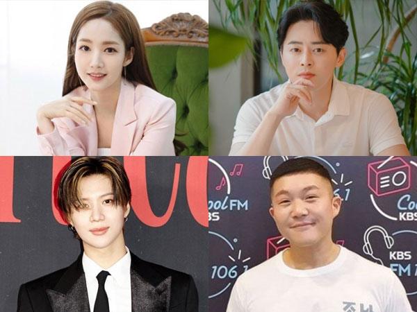 Park Min Young, Jo Jung Suk, Taemin, dan Jo Se Ho Dapat Penghargaan Taat Bayar Pajak