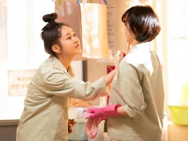 Shin Eun Kyung dan Go Sang Ah Hidup Susah di 'Penthouse' Musim Ketiga