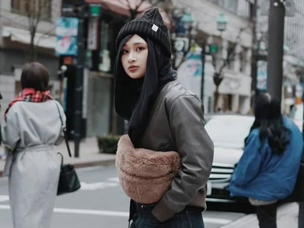 Contek Gaya 'Japanese Hijab' Ala Selebgram Tanah Air Ini
