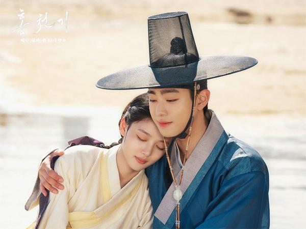 'Lovers of the Red Sky' Pimpin Persaingan Rating Drama Senin-Selasa