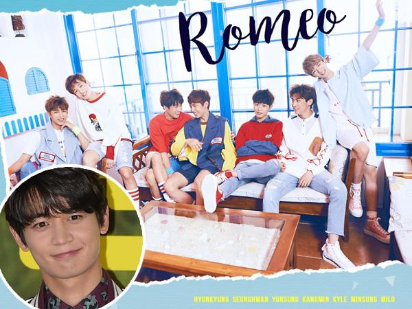 Tuai 'Sejarah' Baru Bagi SM, Minho SHINee akan Bintangi MV Boy Group Romeo