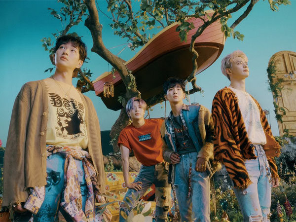 Album Repackaged SHINee 'Atlantis' Puncaki Chart iTunes di 26 Negara