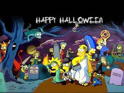 Sambut Halloween, The Simpsons Akan Dibuat dalam Versi Horor