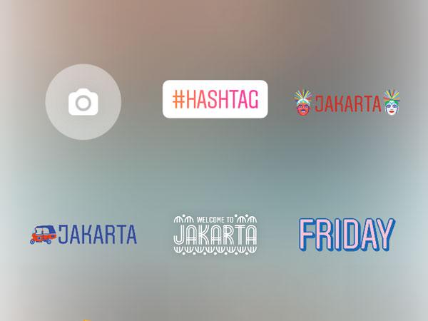 Jakarta Jadi Kota Paling Banyak Di-tag di Instagram Stories
