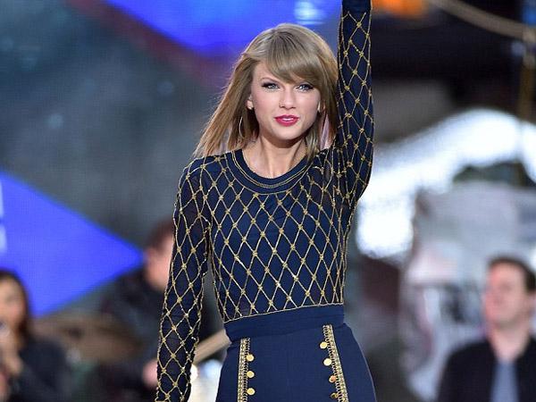 Ini Alasan Taylor Swift Putuskan Hanya Hadir Tanpa Tampil di Panggung 'Grammy Awards 2015'