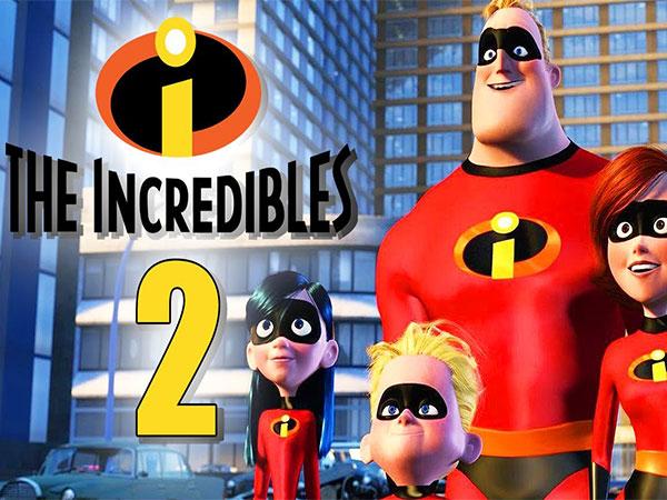 Yuk Simak 7 Hal Menarik Film 'The Incredibles 2' yang Siap Tayang 2018!