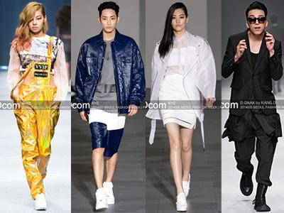 Tren Fashion 2014 dari Seoul Fashion Week