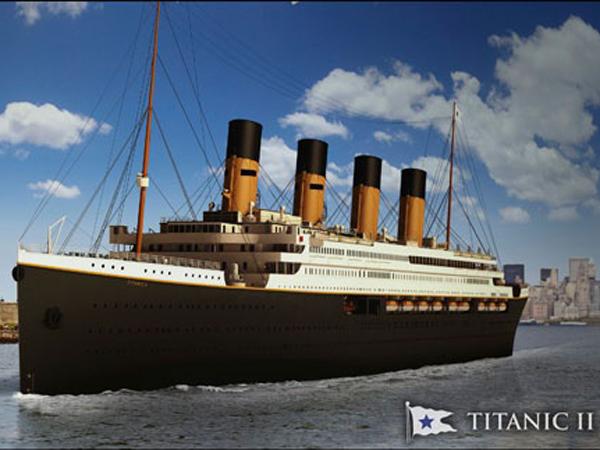 Habiskan Biaya Fantastis, Titanic Akan 'Kembali Hidup' 2018 Nanti