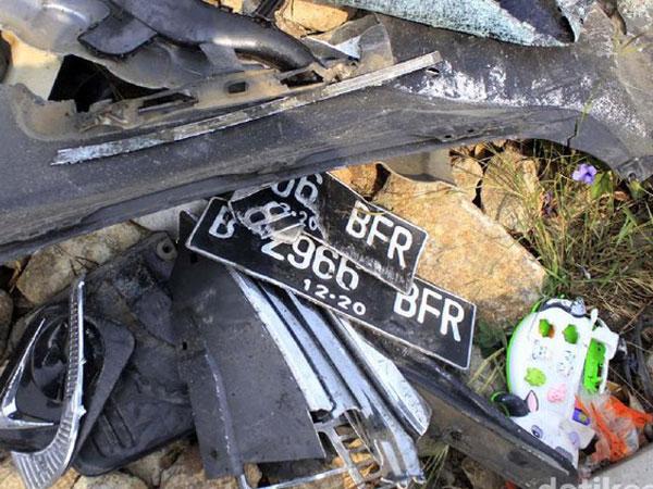 Ini Dua Tersangka yang Ditetapkan Polisi dalam Kecelakaan Maut Beruntun Tol Cipularang